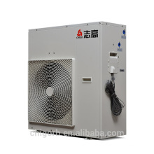 Китайский Поставщик высокая эффективность ЧИГО коммерчески использовать тепловой насос подогреватель воды