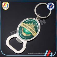 Metall Schlüsselkette Flaschenöffner Schlüsselkette, Keychain Flaschenöffner Großhandel