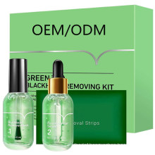 OEM/ODM Blackhead Strips Blackhead Removal Mask Kit for Pores, Nose, Chins & Face