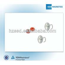 Europa-Standard-Gummi-Magnet / Topf-Magnet