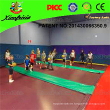 EU Approved Professional Manufacturer Be Customized Rectangular Trampoline for Sale