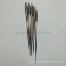 wholesale metal resuable toothpick Titanium alloy tooth picks Anodic oxidation titanium ally tooth picks