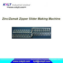 Cremallera metálica de Kylt que hace la máquina para la diapositiva / el tirador