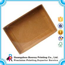 Printing Nature Brown Kraft Paper Cheap Custom Made Tyvek Envelope