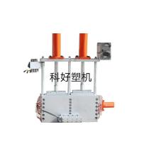 Filtro de cambiador de pantalla de máquina eléctrica hidráulica de extrusión