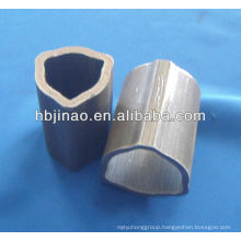 Triangular seamless steel tubes and triangle seamless steel pipe