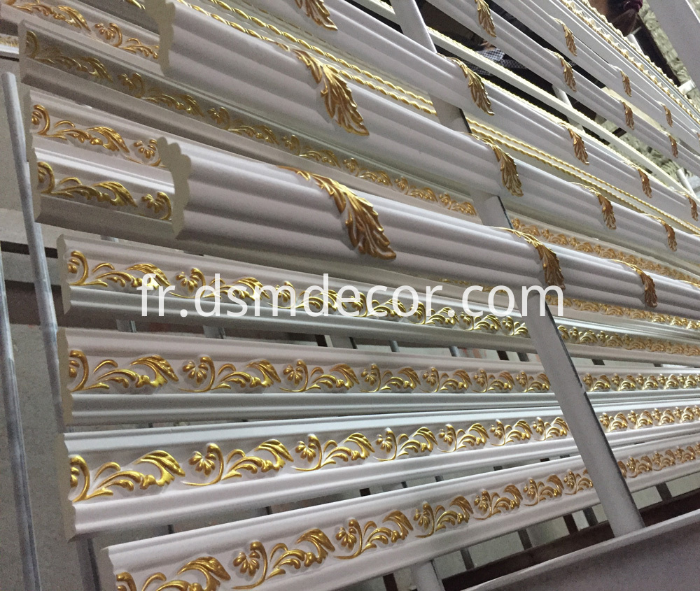 Polyurethane Leaf Panel Mouldings
