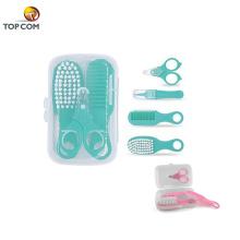 Neues Design Schere Fall Haarbürste Kamm beste Pflege von Baby-Kits Kinder Nagelknipser Set