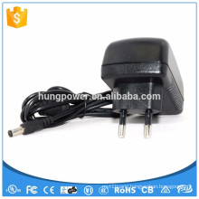 US/EU/AUS/UK plug 18V 1A ac dc adapter