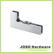 Sidelite o Glass Hardware Corner Overpanel Mounted Keeper para PT204
