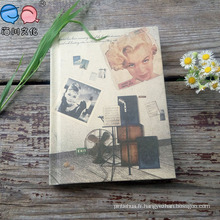 A6 Mini Paper Notebooks for Kids (NP (A6) -Y-0021)