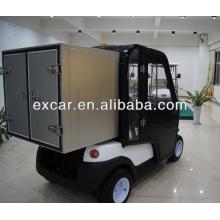 Samll cargo 2 asientos carrito de golf eléctrico hecho por Excar