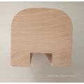 Möbel Eschenholz Treppengeländer mit Loch Online-Shop