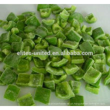IQF, verde, pimenta, dados