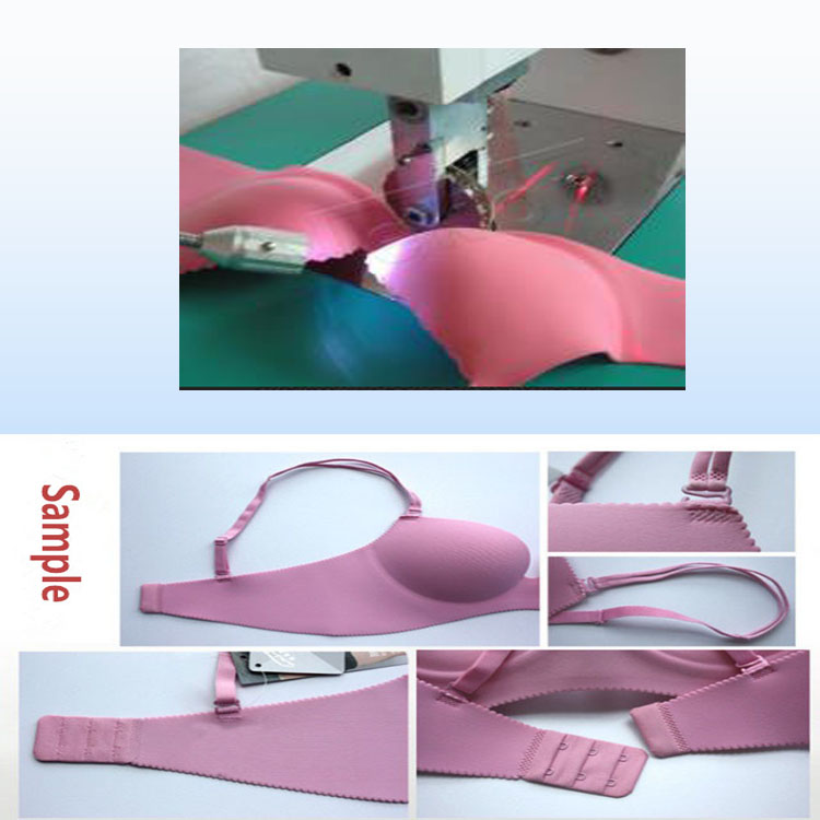 Ultrasonic Sewing and Cutting Machine for Underwear