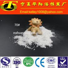 SiO2 99.97% arena blanca de sílice / arena de cuarzo para sanblaje
