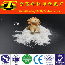 SiO2 99.97% white Silica Sand / Quartz Sand for sanblasting