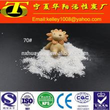 SiO2 99,97% areia branca de sílica / areia de quartzo para sanblasting