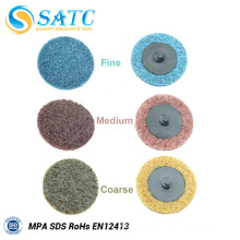 Non-woven Sanding Disc Abrasive Quick Change Disc 50 PACK