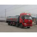 FAW J6 8X4 Flammable Liquid صهريج شاحنة
