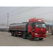 FAW J6 8X4 Flammable Liquid Tanker Truck