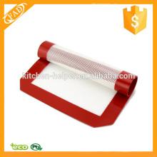Doublure de cuisson en silicone souple et flexible Eco-Friendly