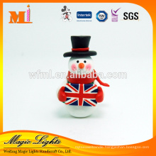 Art Candle/ Christmas Snowman Candle/Handmade Christmas Candle With Good Quality