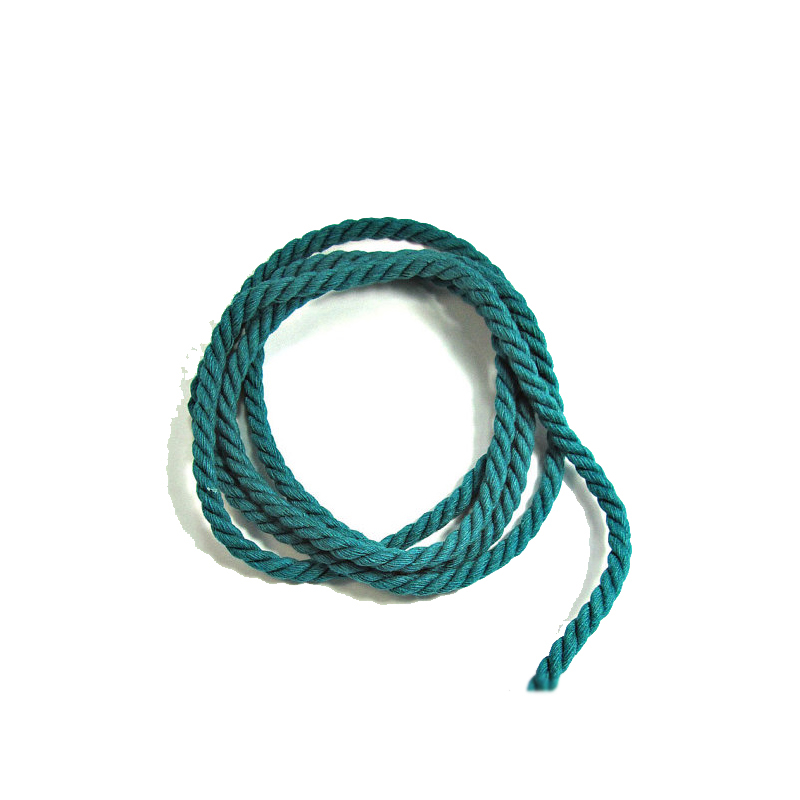 colored twisted cord