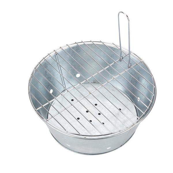 Portable Coal Grill Bucket