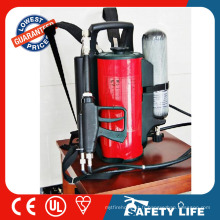 Extincteur d'incendie de brume de l'eau 6L / extincteur de sac à dos de 9L