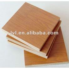 1220 * 2440 * 18 мм меламиновая облицовка МДФ для мебели / шкафа