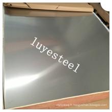 L'IMMERSION chaude de Thinplate d'acier inoxydable galvanisent la tôle d'acier