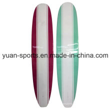 Epoxy Resin Surfboard, Long Board of Various Colour