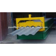 Stahl-Auto-Wand-Panel-Maschine in China hergestellt