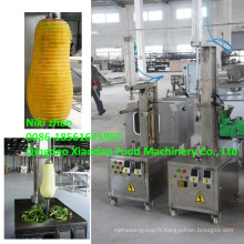 Best Performance Papaya Peeler / Melon Peeling Machine