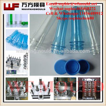 Air Sealing Jar PET preform mould /PET injection mould (wide mouth preform mould )