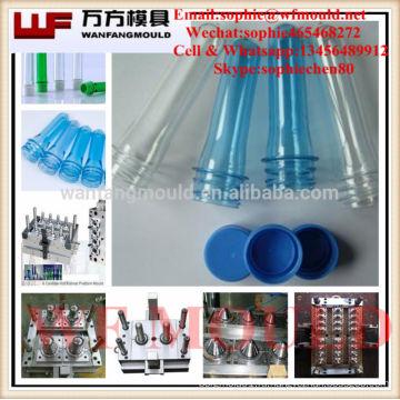 Флакон для воздушной герметизации, пресс-форма для преформы из ПЭТ / форма для литья под давлением из ПЭТ