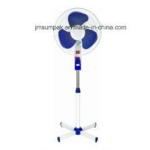 Radiateur d'air ventilateur portable de 16 pouces ventilateur ventilateur électrique avec grille grillagée