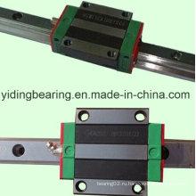Китай Поставщик Линейный направляющий линейный направляющий рельс Hgw15 для механической руки