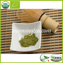 Bio-zertifizierter Steinboden Matcha Grüner Tee