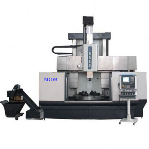 CNC 5-Axis machining centers