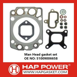 Man Head Dichtung Set 51009006658