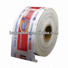 Embalagem Roll Films