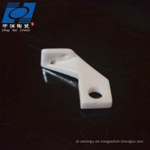 Material cerámico tipo zirconia y material cerámico.