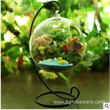 Hanging-holder Glass Terrarium Home Decor