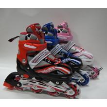 Skate de rolo com roda de PU (YV-201)