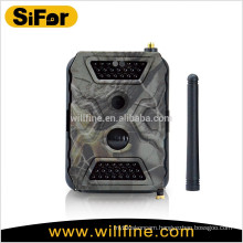 GSM MMS SMTP 12 MP 1080P 2.6CM wireless Infrared Hunting Camera for Animal Surveillance