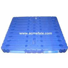 Paletas de plástico de alta calidad para el transporte Made in China