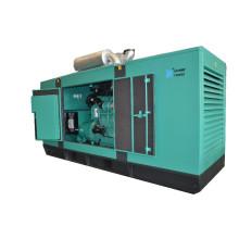 Générateur électrique silencieux triphasé