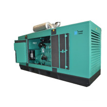 Silent 3 phase electric generator